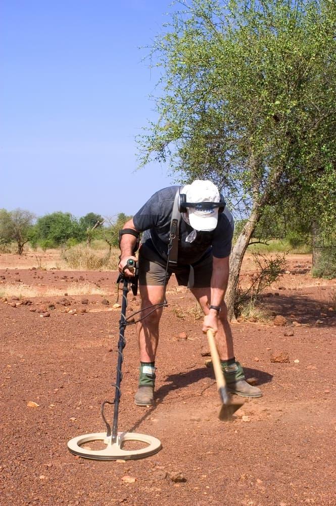 Gold Prospectors in Burkina Faso